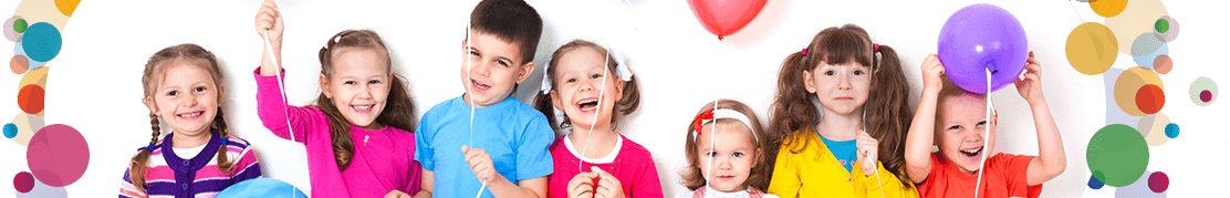 Header Image with Kids - Pediatric Dentist in Rochester, MN